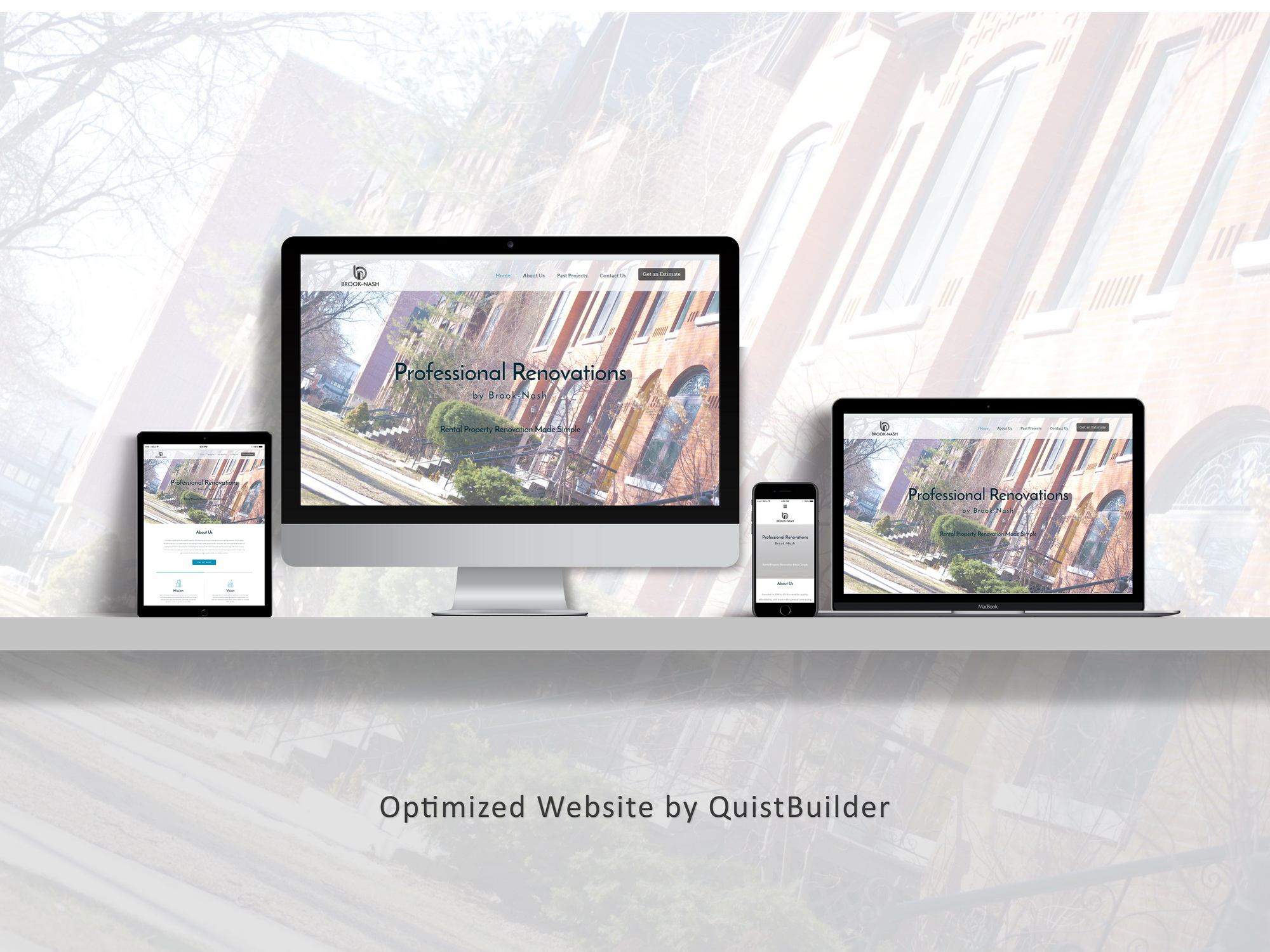 Optimized Website Developers 17