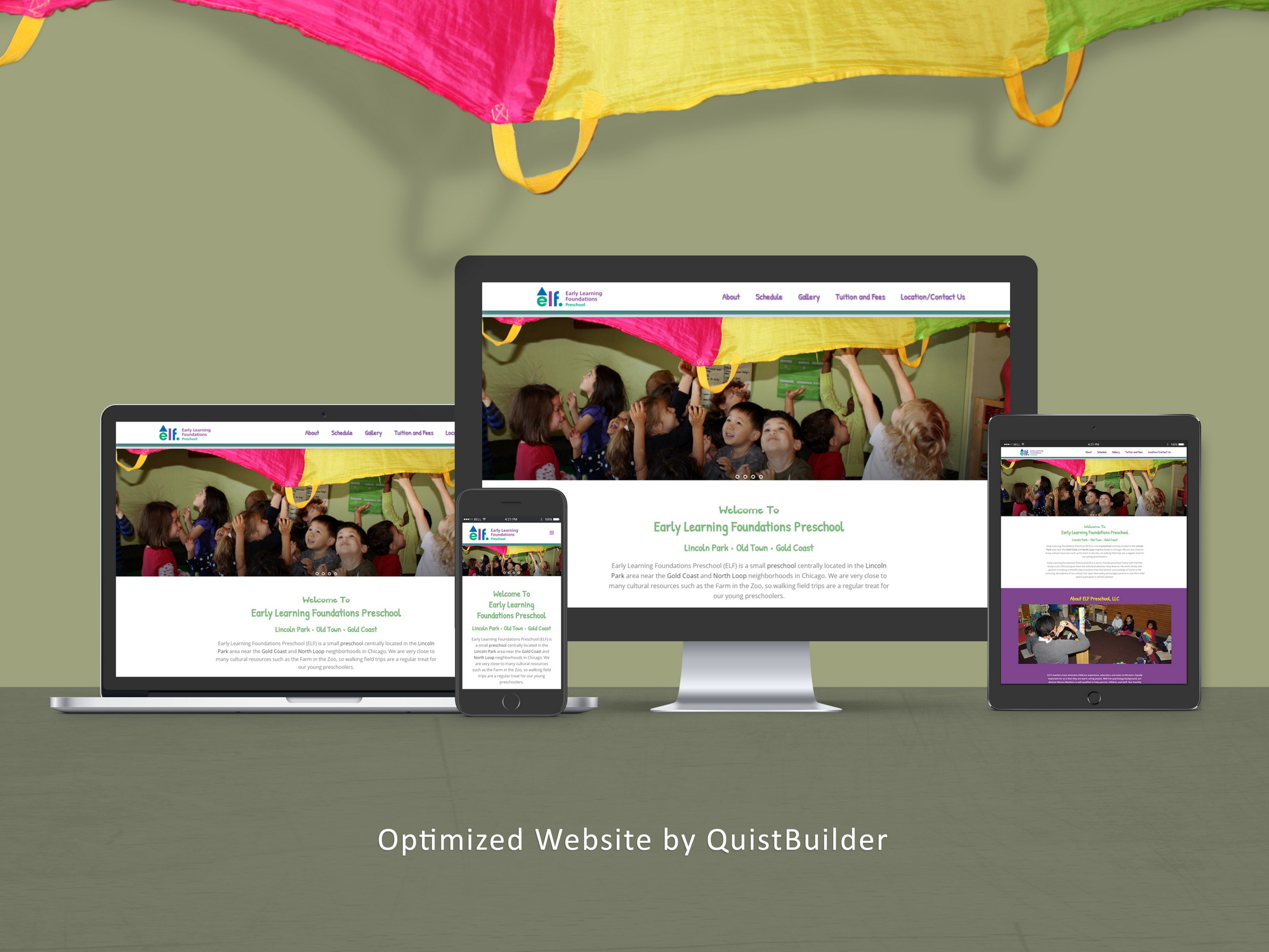 Optimized Website Developers 22
