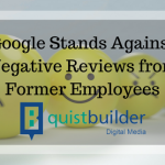 Google Stands Against Negative Reviews from Former Employees