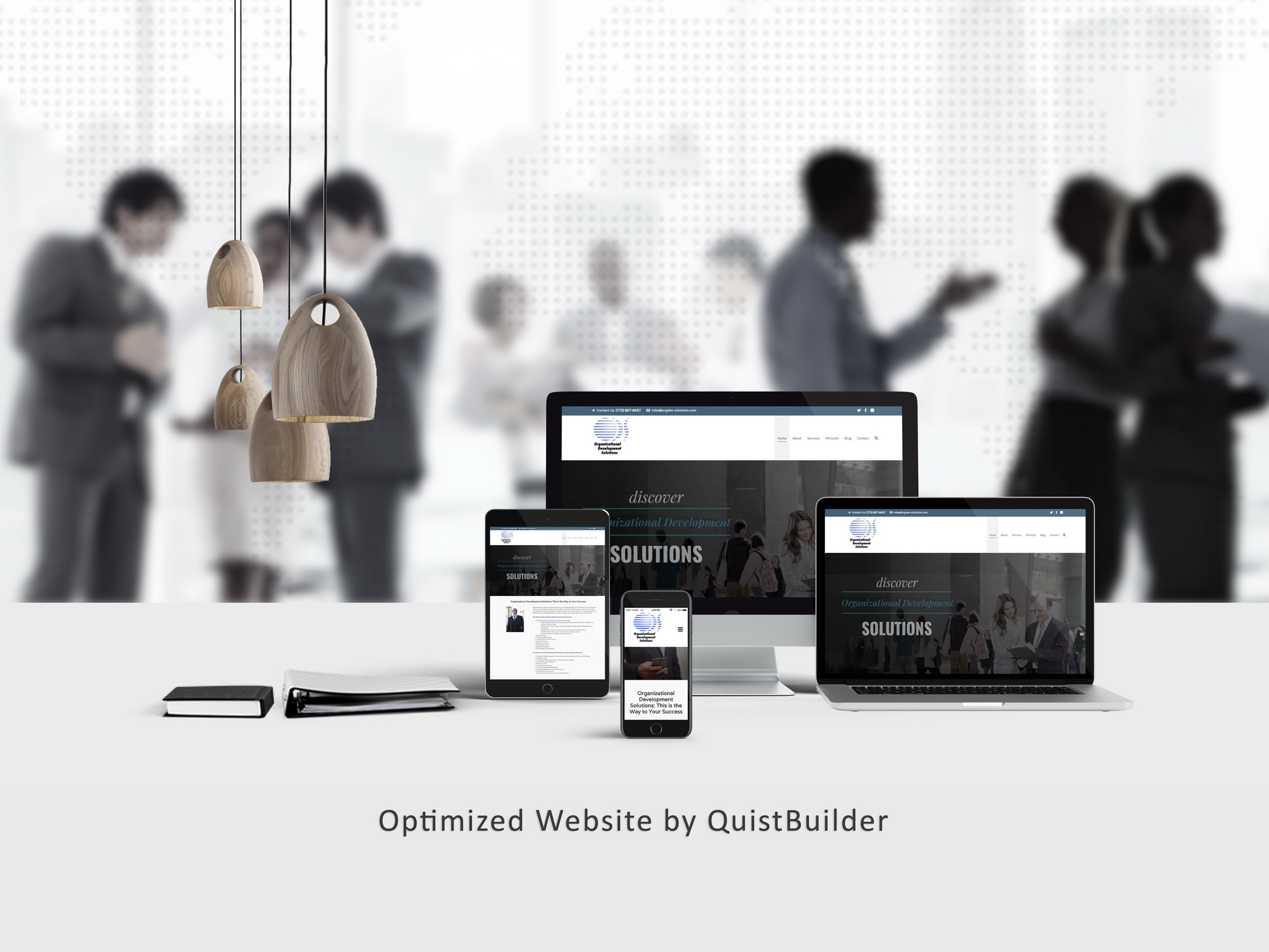 Optimized Website Developers 26