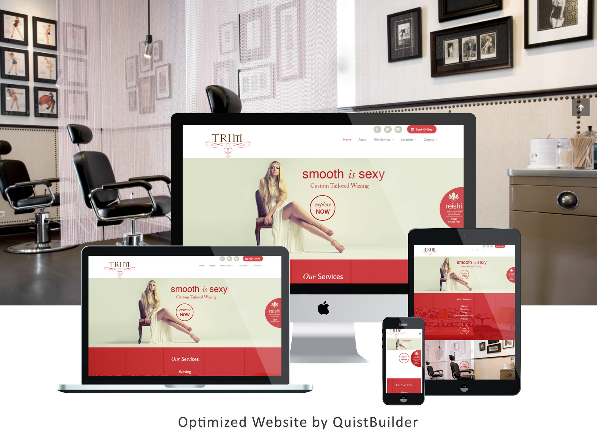 Optimized Website Developers 14