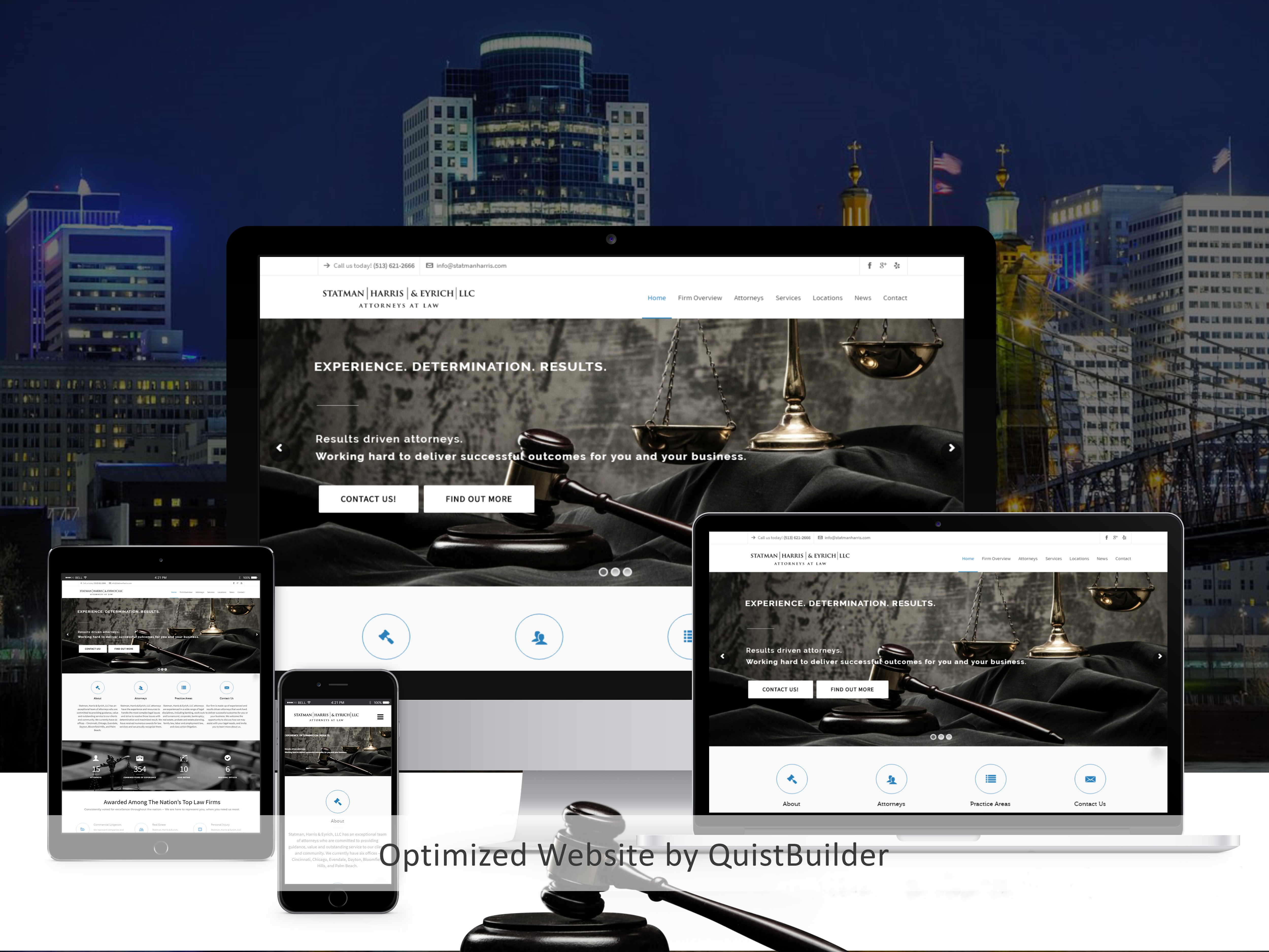 Optimized Website Developers 27
