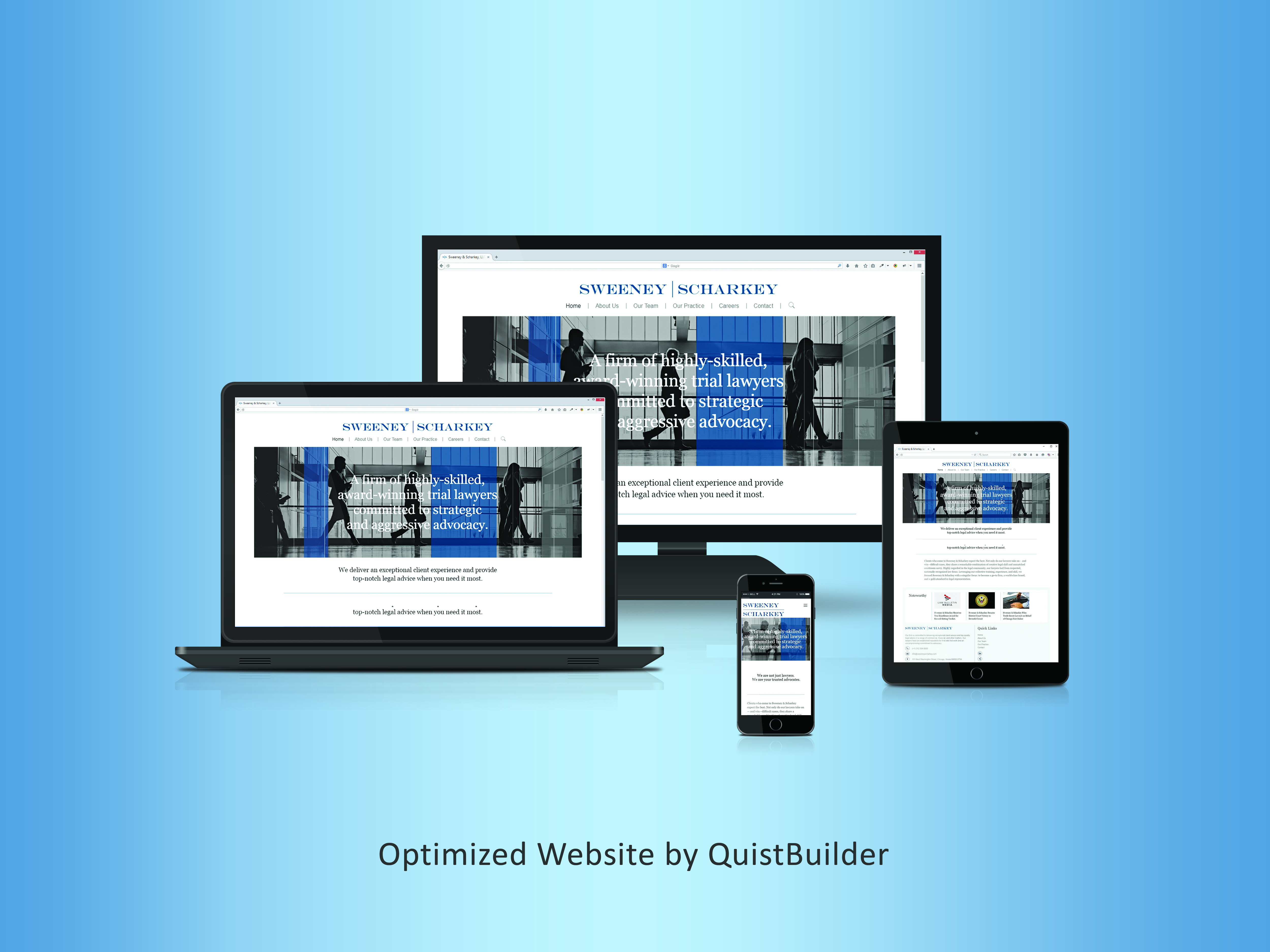 Optimized Website Developers 6