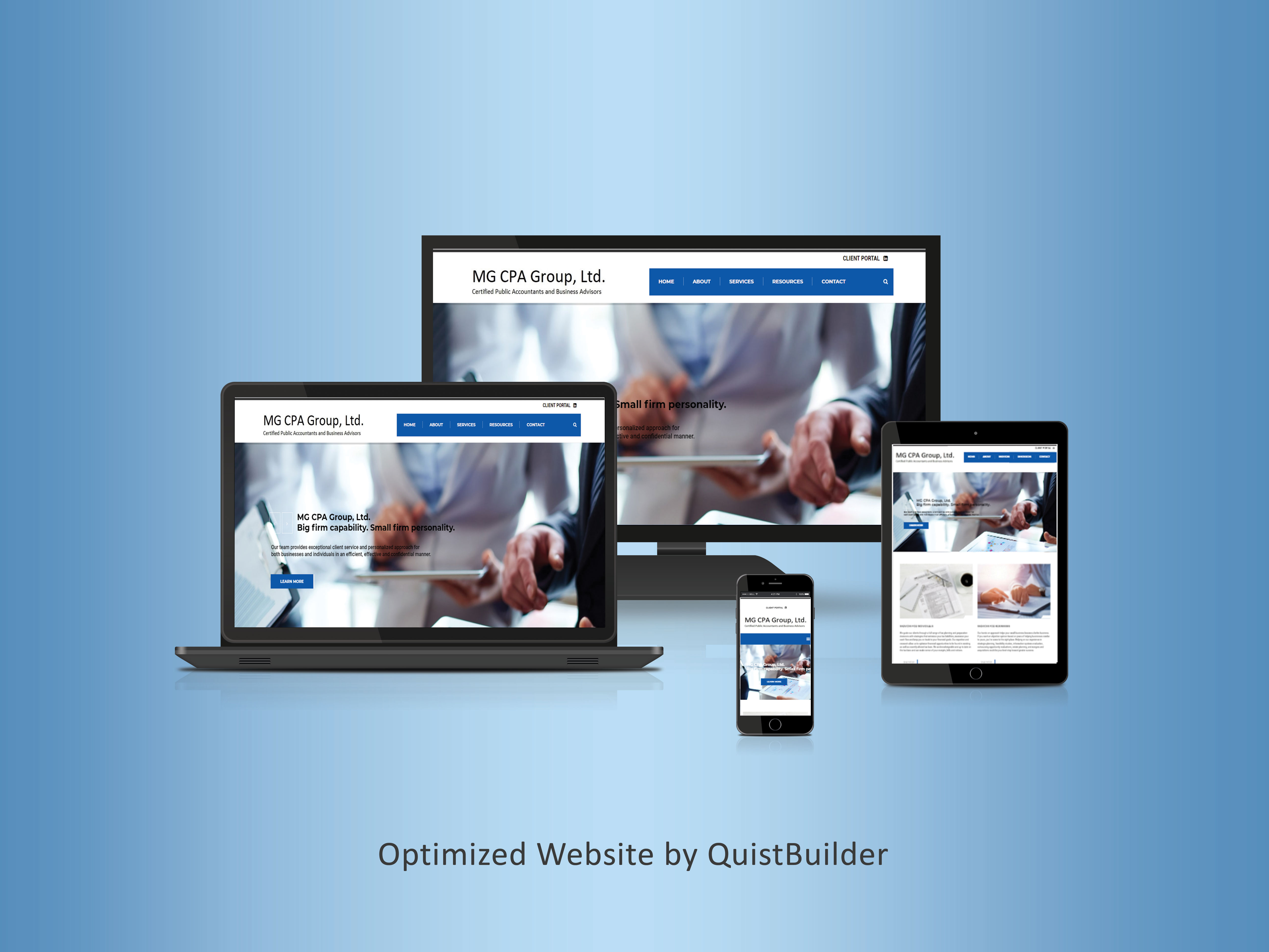 Optimized Website Developers 21