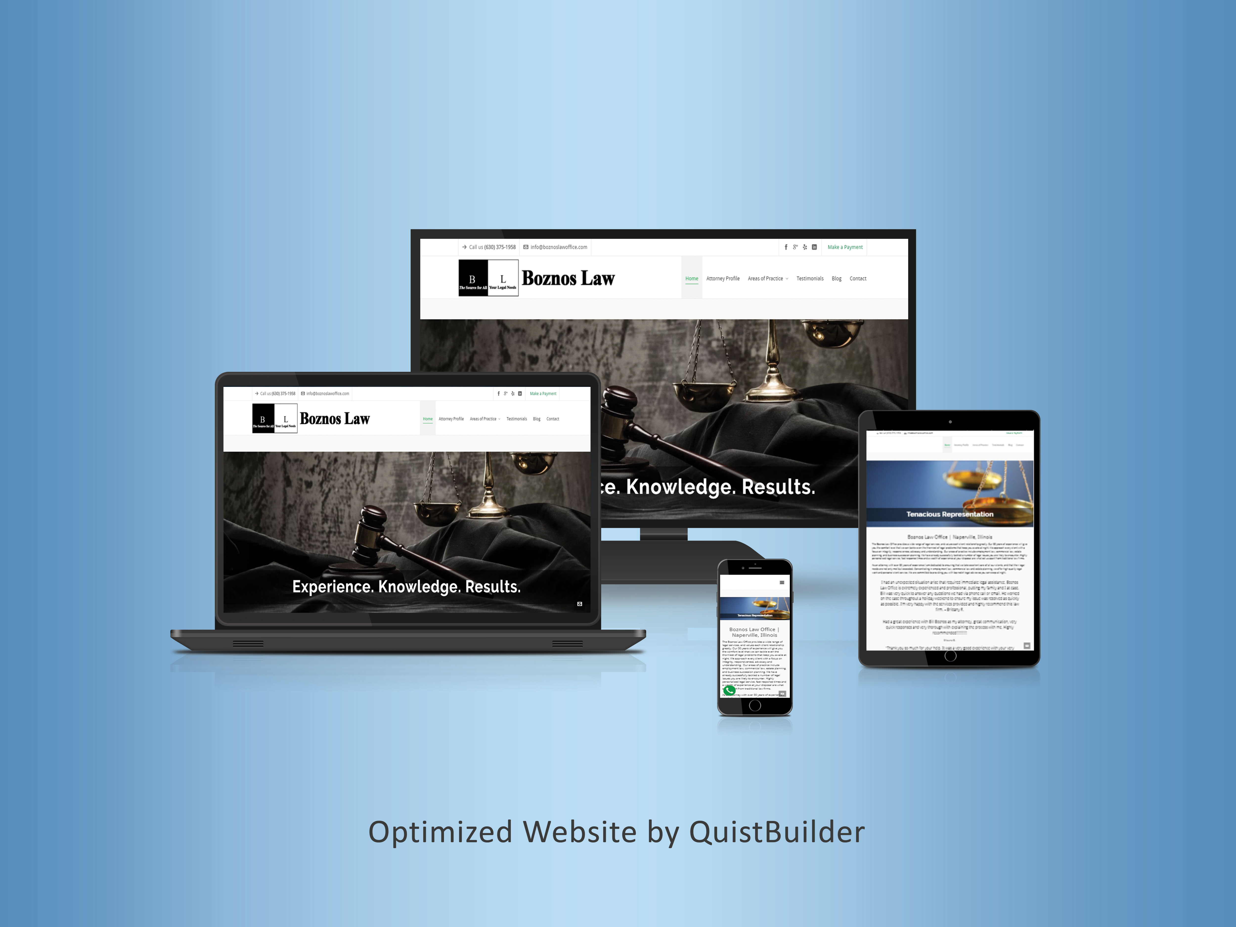 Optimized Website Developers 18
