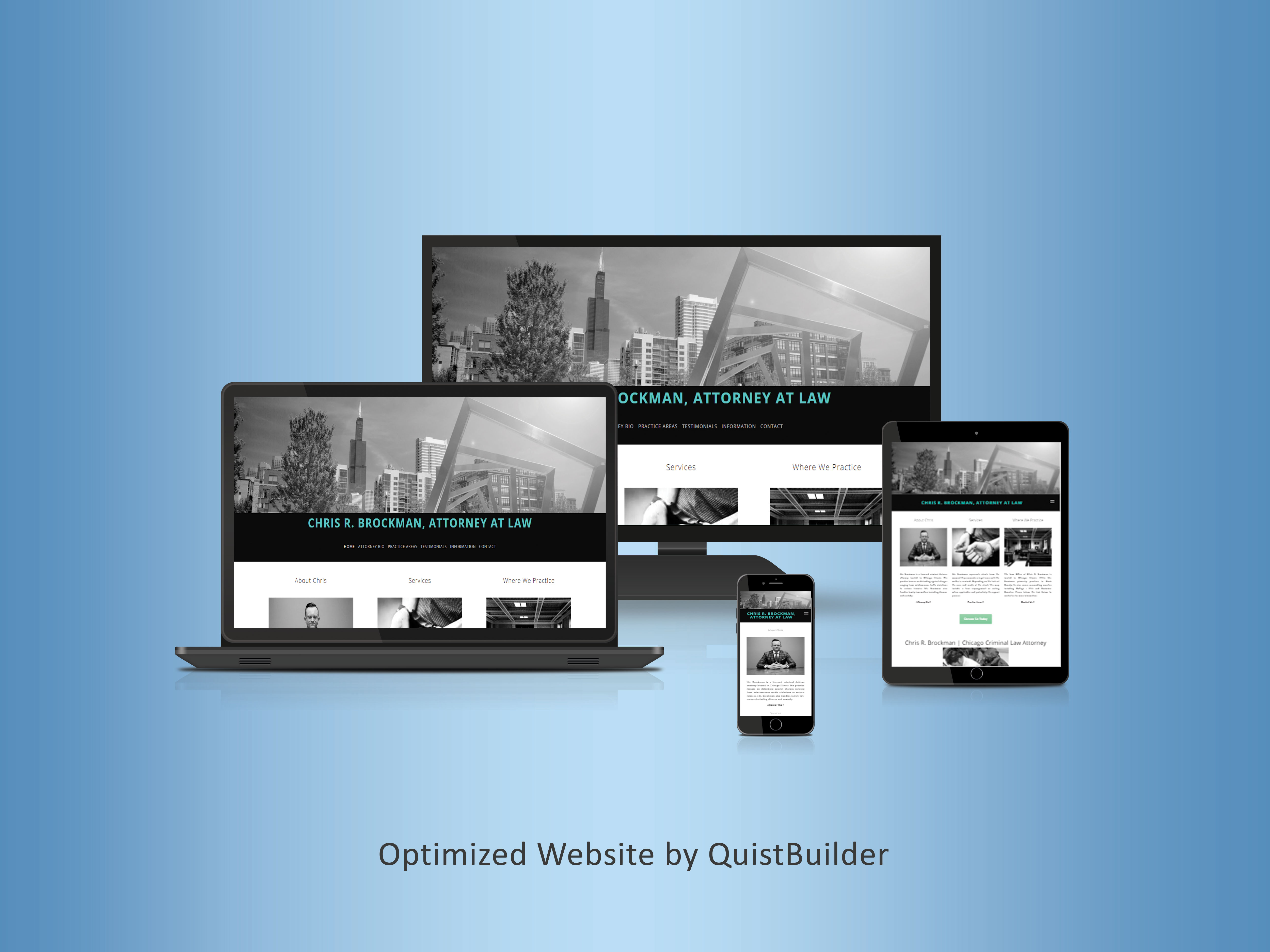 Optimized Website Developers 16
