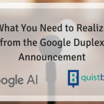 What You Need to Realize from the Google Duplex Announcement