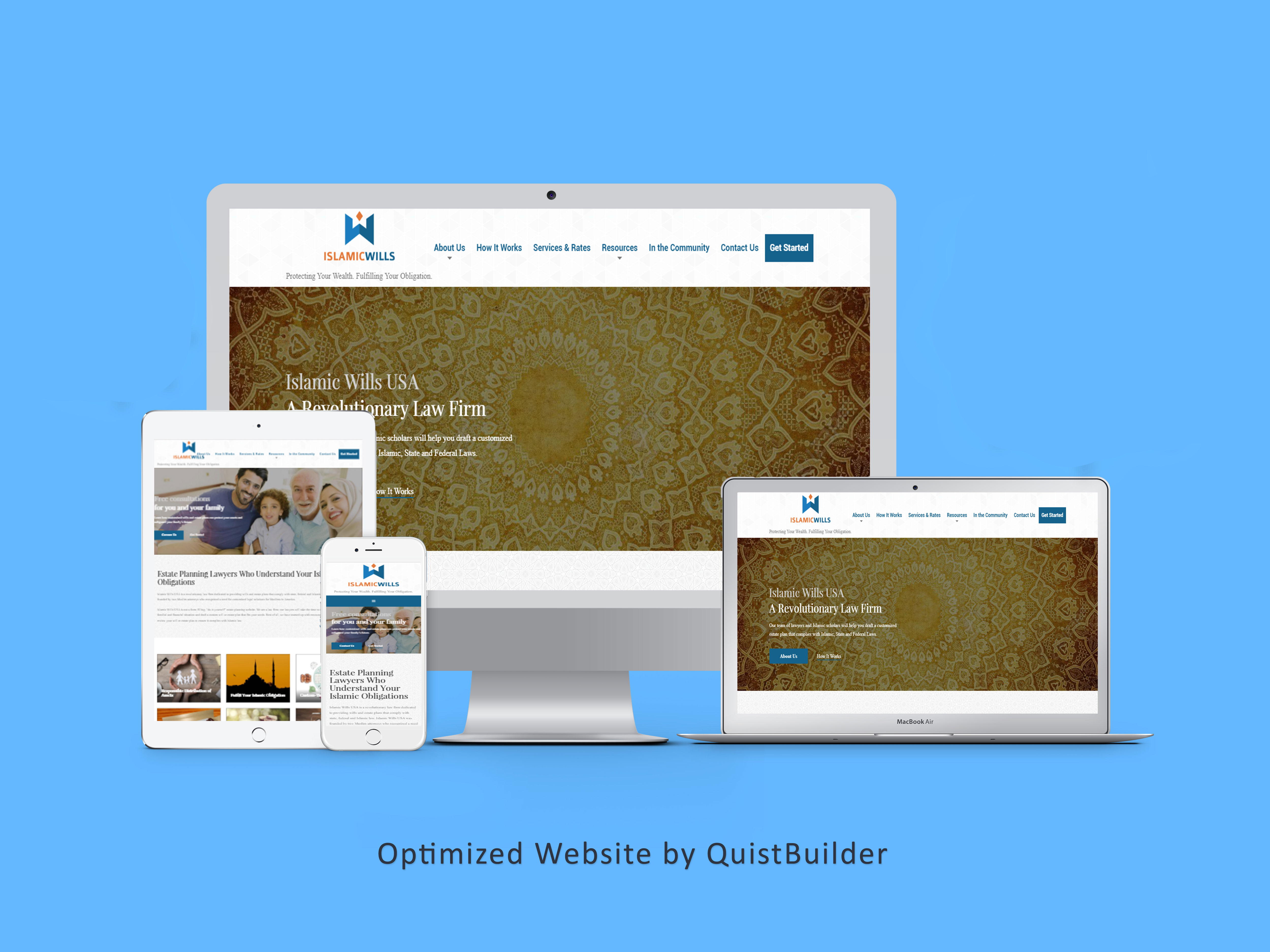Optimized Website Developers 9