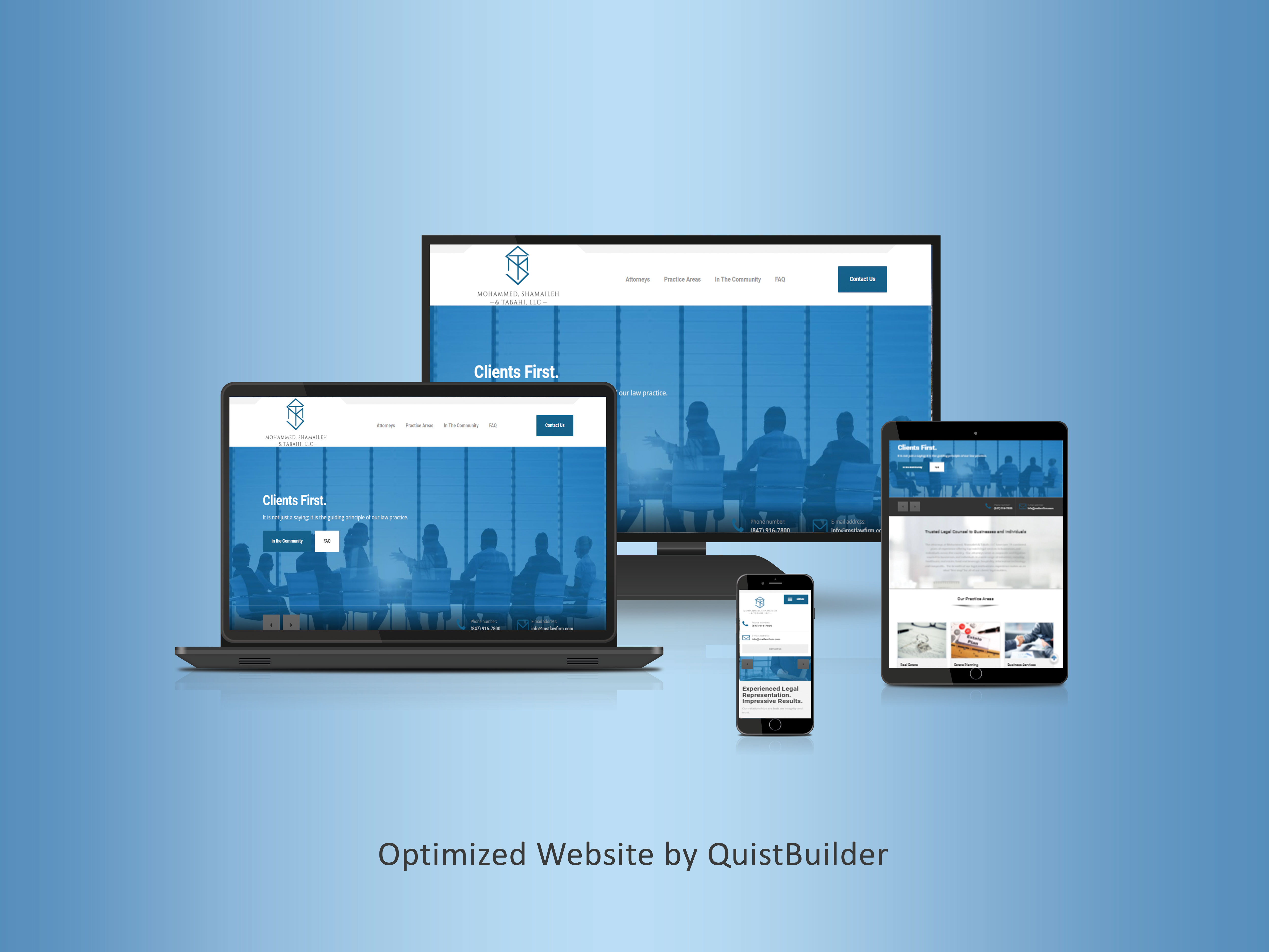Optimized Website Developers 7