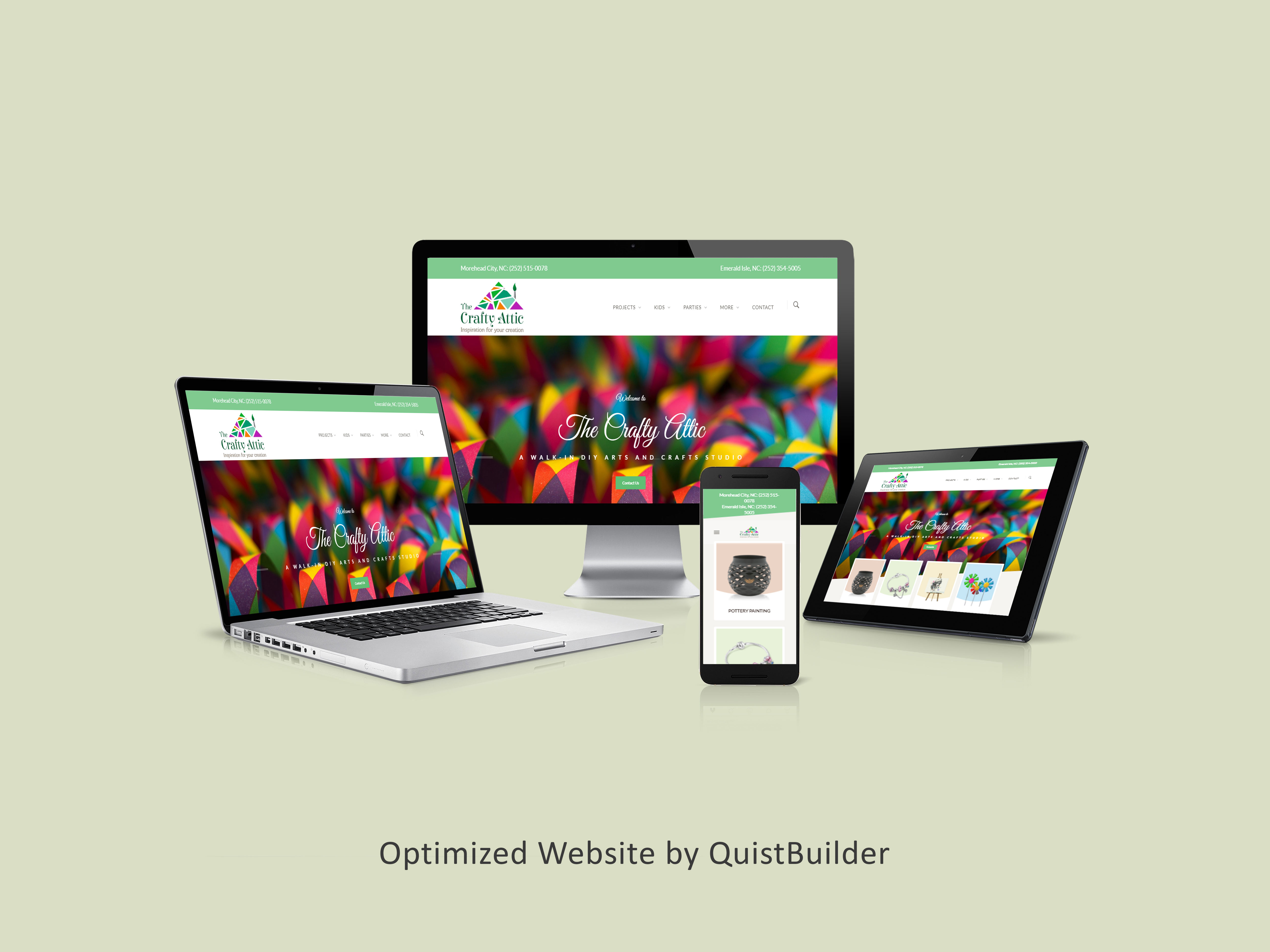 Optimized Website Developers 8