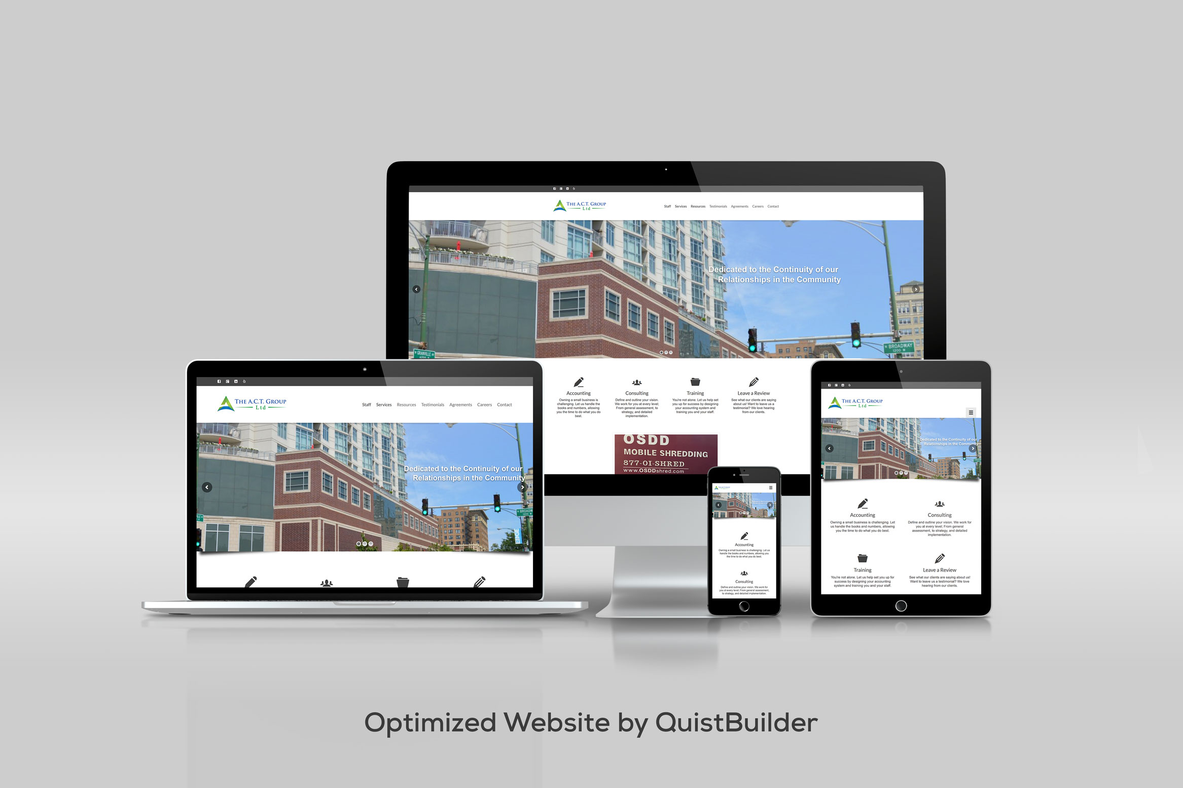 Optimized Website Developers 29