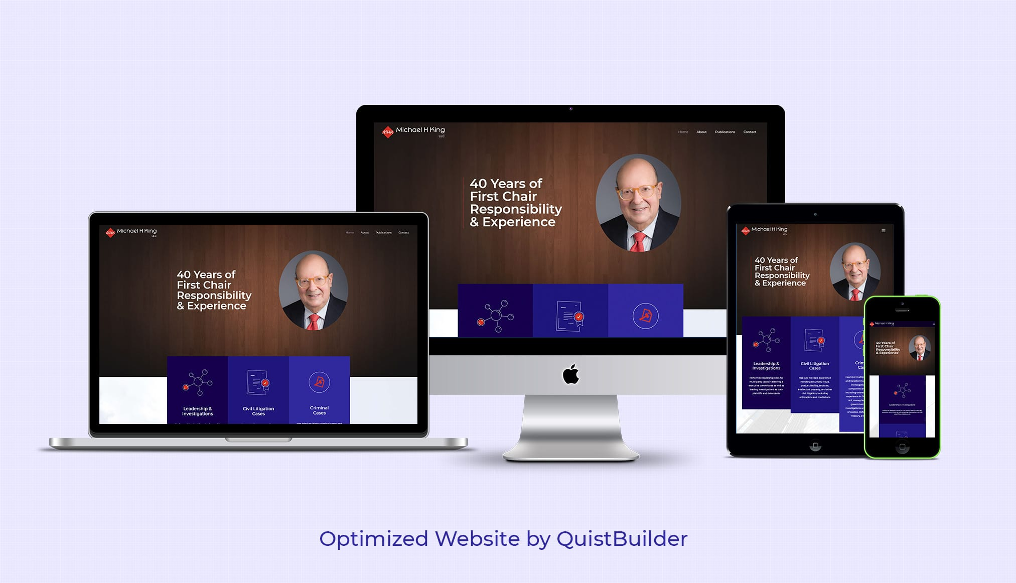 Optimized Website Developers 30