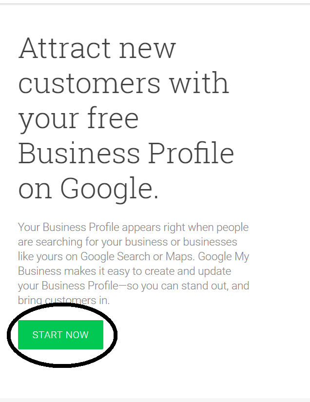 Step by Step to Set-up Your Business on Google My Business 1