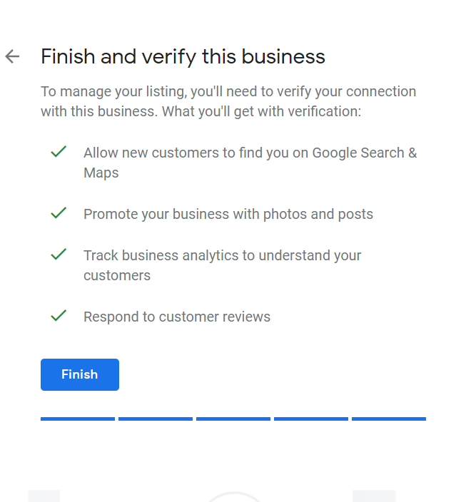 Step by Step to Set-up Your Business on Google My Business 9