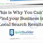 This is Why You Can't Find your Business in Local Search Results