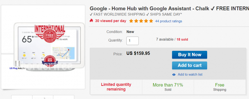 What Google Home Hub Lacks as a Local Search Tool 1