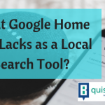 What Google Home Hub Lacks as a Local Search Tool