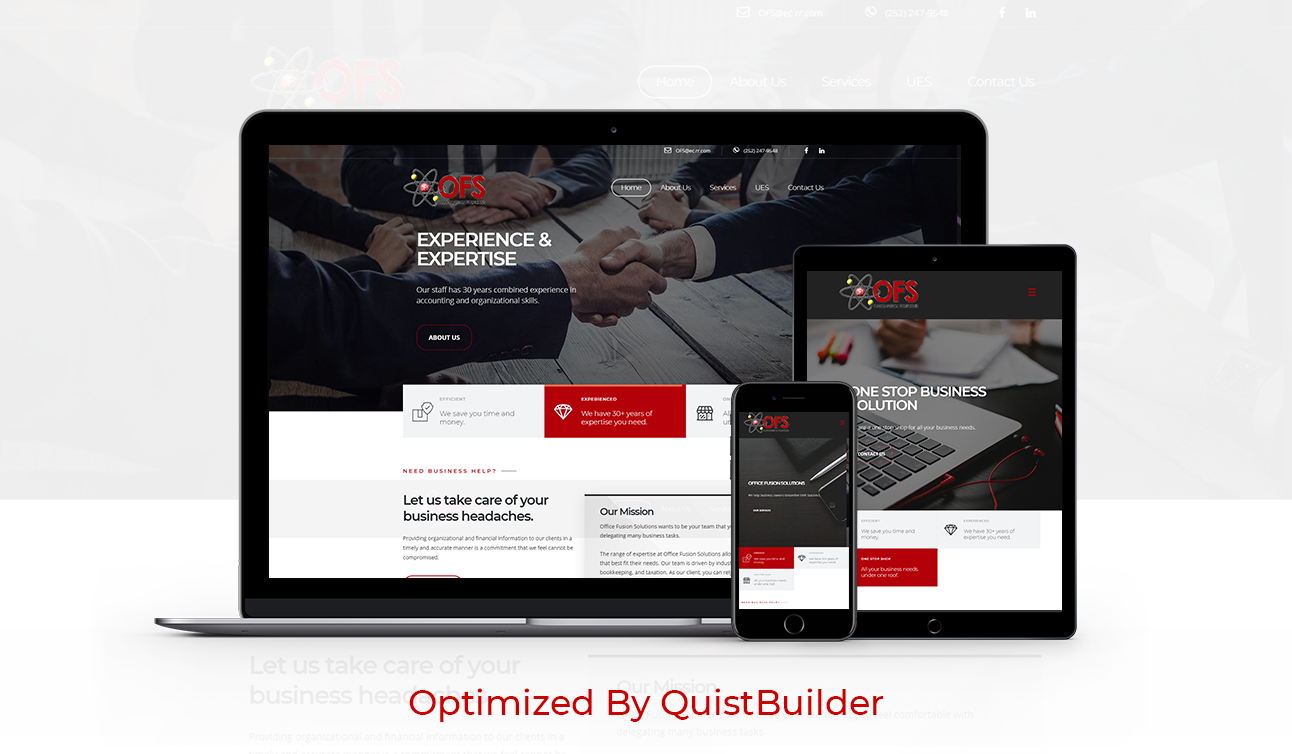 Optimized Website Developers 1