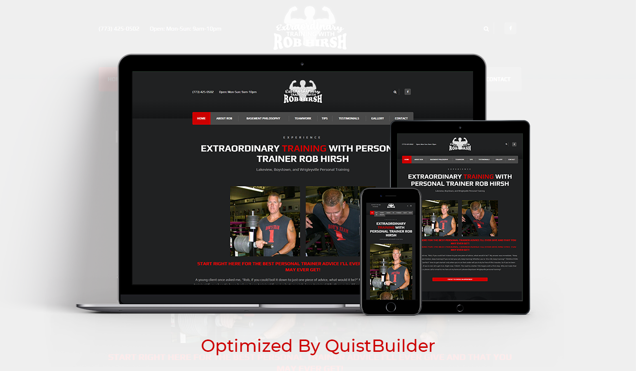 Optimized Website Developers 3
