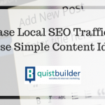 Increase Local SEO Traffic with These Simple Content Ideas