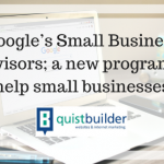 Google's Small Business Advisors; a new program to help small businesses